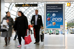 K 2019 in Düsseldorf Plenty of services for a successful trade fair