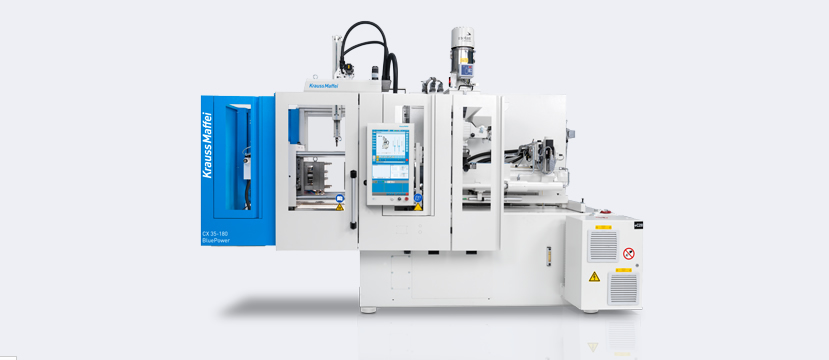 KraussMaffei CX Series Injection Moulding Machines